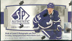 2016-17 Upper Deck SP Authentic Hockey Hobby Box Sealed Matthews Marner Laine?