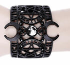 Gothic Witchcraft Hexe Pentagramm Restyle Armband Armspange okkult Magie Witchy