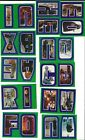 1980 TOPPS THE EMPIRE STRIKES BACK SERIES 3 COMPLETE STICKER SET