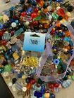 Beads Mix lot Mixed Czech Glass Beads 3 lbsModeBeads Brand lost of surprises