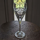 Waterford Crystal DOLMEN Claret Wine Glass 8 1 4 Celtic Knot Mint Condition