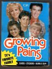 1988 TOPPS GROWING PAINS BOX - 36 9 CARD 1 STICKER FACTORY SEALED PACKS