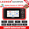 LAUNCH CRP129X CRP129E Auto Diagnostic Tool OBD2 Code Reader Engine ABS SRS TPMS