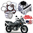 47mm Cylinder Piston Rebuild Assembly For 139QMB  139QMA Engine GY6 50cc to 80cc