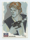 2012 Topps Star Wars Galaxy 7 Trading Cards 12