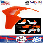 Plastics Fender Kit Side Cover Fairing Fit KTM SX XC XC-W 125 150 200 250 13-14