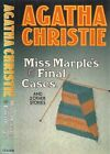 Agatha Christie Miss Marples 6 Final Cases and 2 other stories 1st 1st
