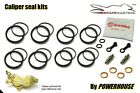 Moto Guzzi V11 Sport Cafe front brake caliper seal repair rebuild kit 2004 set