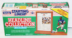 1991 Barry Sanders Detroit Lions #20 Headline Collection Starting Lineup New NIB