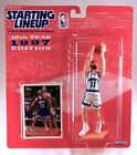 Vlade Divac / Charlotte Hornets 1997 NBA Kenner Starting Lineup And Brand New