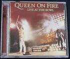 Queen - Queen On Fire (Live At The Bowl) (2004, Hollywood Records) 2 CD