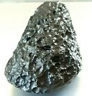 Meteorite Tektite Natural Rough Black Indochinite Nice Original Specimen Rock