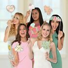 MINT TO BE PHOTO PROPS Bridal Shower Party Decorations Wedding Bride Backdrop