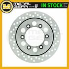 MetalGear Brake Disc Rotor Rear for HYOSUNG GT 125 R Supersport 2009 2010 2011