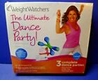 Weight Watchers Ultimate Dance Party WORKOUT Kit Sealed New in Package