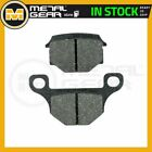Organic Brake Pads Front L for TGB Delivery Express 125 2012 2013 2014