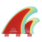 Shapers Fins AP 559 FCS 1 Asher Pacey Twin Fins Surfboard Surf New