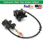 Hydraulic Rear Disc Brake Master Caliper 110cc 125cc Motorcycle Dirt Pit Bike