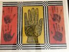 Betye Saar Rare Large 1966 Color Etching Signed Limited Edition 3 20