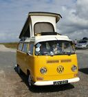 VW T2 Bay Campervan 1970 4 berth