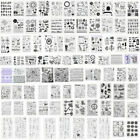 DIY Silicone Clear Stamp Transparent Rubber Stamps Scrapbooking Album HandCraft