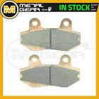 Sintered Brake Pads Front L for HYOSUNG RX 125 D Enduro 2007