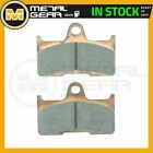 Brake pads sinter Rear GOES 360 Max 08-14