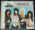 Cinderella-20th Century Masters: The Millennium Collection CD (2000, Mercury)