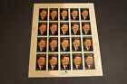 Sheet MNH #3897 37c Ronald Reagan, President ,  3897, TWO SHADE PRINTING ERROR
