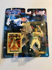 STARTING LINEUP 2000 BASEBALL, MATT STAIRS - OAKLAND ATHLETICS