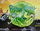 Cryptozoic Rick and Morty Season 1 Factory Sealed Box and Binder