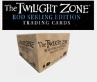 2019 Twilight Zone Rod Serling Edition Trading Cards Factory Sealed 12 Box CASE