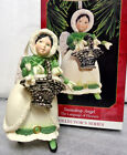 Hallmark 1997 Snowdrop Angel The Language of Flowers Series #2 NEW In Damage Box