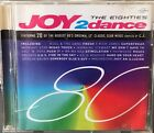 Joy 2 Dance The Eighties Volume Two 2CD Rare Oz Remixes Wa Wa Nee, Kylie Minogue