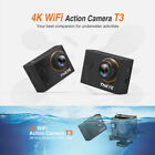 ThiEYE 4K 12MP Action Camera Rotation Car Sport Cam Waterproof video Camcorder
