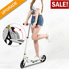 Adult Scooter Foldable Kick Scooter 3 Levels Adjustable Height 2 Wheel Durable