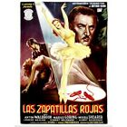 Poster Print The Red Shoes Poster Art From Spain 1948