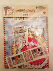 Mary Engelbreit Scrapbook Page Kit Punch Studio Stickers Cutouts Paper NIP