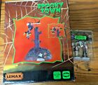 HALLOWEEN LEMAX SPOOKY TOWN ANIMATED TABLE ACCENT NEW 84332  2 FIGURINES