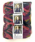 Red Heart Boutique Sashay Yarn Mambo Package of 3
