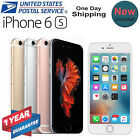 New Apple iPhone 6S 128GB 64GB Unlocked Smartphone Gold Gray Rose Gold