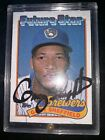 Gary Sheffield Rookie Cards and Autographed Memorabilia Guide 13
