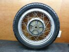 Original Ducati 750 Round Case Sport GT Bevel Rear Wheel & Hub     1281