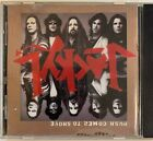 Jackyl - Push Comes to Shove CD 1998 Geffen GEFD-24710 Hair Metal VG