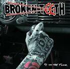 Broken Teeth - 4 On The Floor 700220562066 (CD Used Very Good)