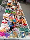 Vintage Beanie Babies Original  Lot of 175- Authentic Retired Rare? Unchecked