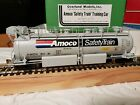 Amoco 'Safety Train' Training Car #AMOX 911R HO Scale Brass