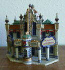 Lemax Old Pacific Theater Lighted Building Caddington Village Collection 05451