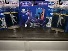 1997 10th Year Edition STARTING LINEUP KEN GRIFFEY JR AND 1998 3 Piece Lot