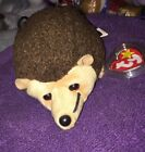Ty Beanie Baby Prickles the Hedgehog With Tag Protector Retired 1999 Rare